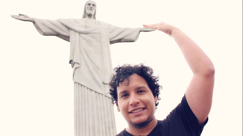 Trabajando de forma Freelance desde Rio de Janeiro