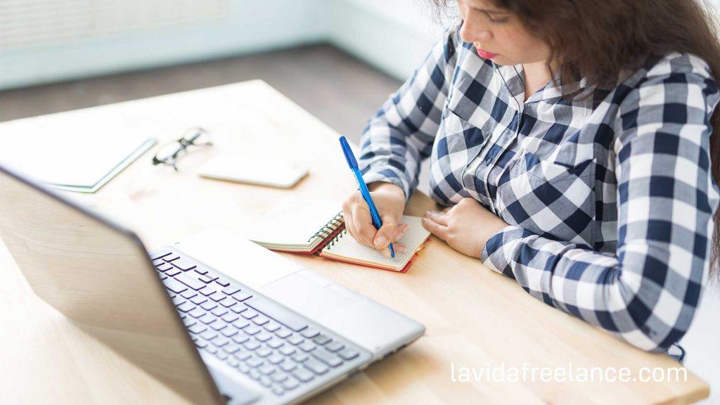 Cómo crear un portafolio freelance